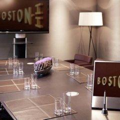 Boston Hotel Hamburg развлечения