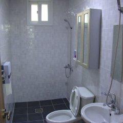 Отель Cube Guesthouse ванная