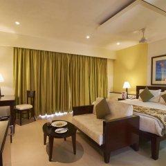 Отель Kyriad Prestige Calangute Goa Индия, Гоа - отзывы, цены и фото номеров - забронировать отель Kyriad Prestige Calangute Goa онлайн комната для гостей фото 4
