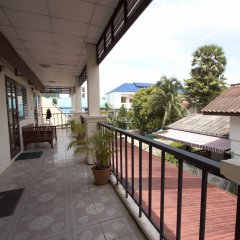 Апартаменты NN House Apartments Kata балкон