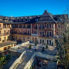 Отель Grand Hotel Stamary Wellness & Spa Польша, Закопане - отзывы, цены и фото номеров - забронировать отель Grand Hotel Stamary Wellness & Spa онлайн балкон