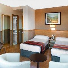 Отель Catalonia Park Güell 3* Стандартный номер с различными типами кроватей фото 28