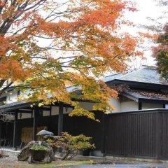 Отель Miyakowasure Natsuse Onsen Дайсен вид на фасад