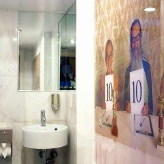 Отель Pod 51 США, Нью-Йорк - 9 отзывов об отеле, цены и фото номеров - забронировать отель Pod 51 онлайн ванная