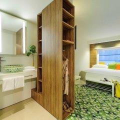 Отель Ibis Styles Wien City Вена ванная