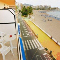 Отель Marconi Hotel Испания, Бенидорм - отзывы, цены и фото номеров - забронировать отель Marconi Hotel онлайн балкон