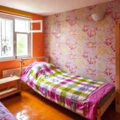 Хостел Маверик комната для гостей фото 5