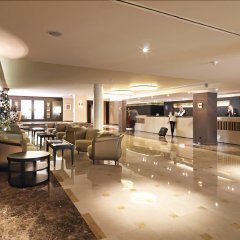 Hyllit Hotel интерьер отеля