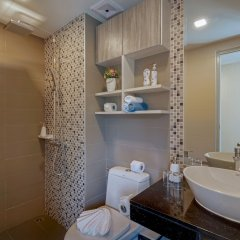 Отель Splendid Sea View Resort пляж Ката ванная