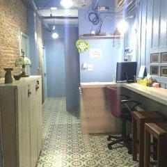 Отель Baan Chanasongkram Таиланд, Бангкок - отзывы, цены и фото номеров - забронировать отель Baan Chanasongkram онлайн интерьер отеля фото 3