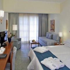 Отель Neptune Hotels Resort and Spa Греция, Калимнос - отзывы, цены и фото номеров - забронировать отель Neptune Hotels Resort and Spa онлайн комната для гостей фото 5