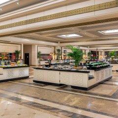 Ela Quality Resort Belek Турция, Белек - 2 отзыва об отеле, цены и фото номеров - забронировать отель Ela Quality Resort Belek онлайн питание фото 3