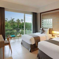 Отель Jimbaran Bay Beach Resort & Spa комната для гостей фото 5