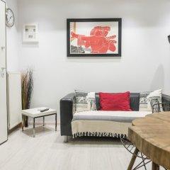 Апартаменты Acropolis Cozy Studio by Livin Urbban интерьер отеля