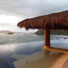 Отель Palmetto Ixtapa 408 пляж фото 2