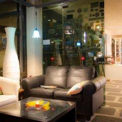 Отель Apollonia Hotel Apartments Греция, Вари-Вула-Вулиагмени - 1 отзыв об отеле, цены и фото номеров - забронировать отель Apollonia Hotel Apartments онлайн интерьер отеля