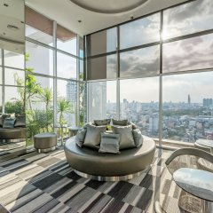 Отель The Rhythm Sathorn By Favstay Бангкок сауна
