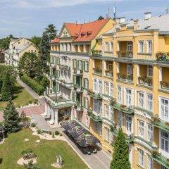 Отель Pawlik Чехия, Франтишкови-Лазне - отзывы, цены и фото номеров - забронировать отель Pawlik онлайн