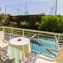Отель Forum Италия, Помпеи - 1 отзыв об отеле, цены и фото номеров - забронировать отель Forum онлайн балкон