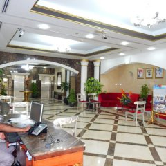 Westzone Plaza Hotel Apartments интерьер отеля