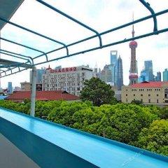 Отель Shanghai Soho Bund International Youth Hostel Китай, Шанхай - отзывы, цены и фото номеров - забронировать отель Shanghai Soho Bund International Youth Hostel онлайн бассейн