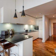 Отель Location, Location! North Bank Street Luxury Apt Эдинбург в номере