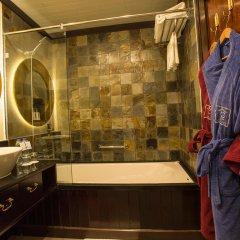 Отель Victoria Sapa Resort & Spa Шапа ванная