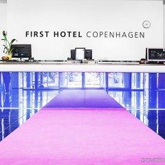 Hotel Scandic Sluseholmen гостиничный бар