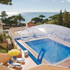 Отель Apartamentos Do Parque Португалия, Албуфейра - отзывы, цены и фото номеров - забронировать отель Apartamentos Do Parque онлайн бассейн