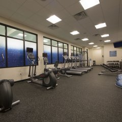 Отель Holiday Inn Club Vacations Williamsburg Resort фитнесс-зал