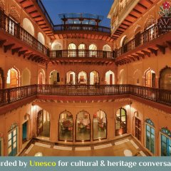 Отель WelcomHeritage Haveli Dharampura фото 4