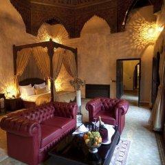 Отель Palais Sheherazade & Spa Марокко, Фес - отзывы, цены и фото номеров - забронировать отель Palais Sheherazade & Spa онлайн комната для гостей фото 4