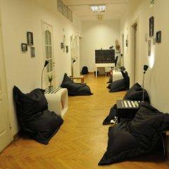 Warsaw Center Hostel Варшава фитнесс-зал
