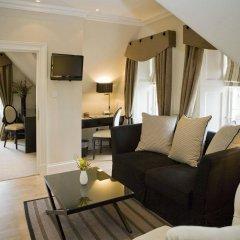 Отель Fraser Suites Edinburgh комната для гостей фото 2