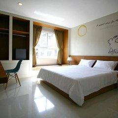 Отель CHERN Hostel Таиланд, Бангкок - 2 отзыва об отеле, цены и фото номеров - забронировать отель CHERN Hostel онлайн комната для гостей фото 2