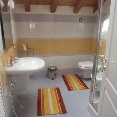 Отель Il Gelsomino Италия, Ферно - отзывы, цены и фото номеров - забронировать отель Il Gelsomino онлайн ванная фото 2