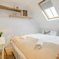 Апартаменты Boho Apartment in the Lanes комната для гостей фото 2