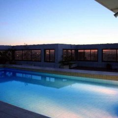 Отель Tanjah Flandria Марокко, Танжер - отзывы, цены и фото номеров - забронировать отель Tanjah Flandria онлайн бассейн фото 3