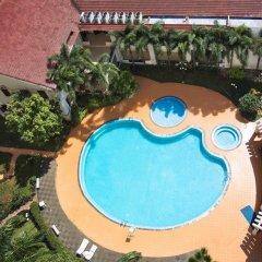 Отель Dakruco Hotel Вьетнам, Буонматхуот - отзывы, цены и фото номеров - забронировать отель Dakruco Hotel онлайн бассейн фото 3