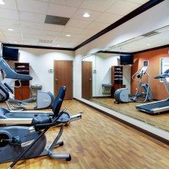 Отель Comfort Suites Vicksburg фитнесс-зал