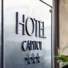 Hotel Eiffel Capitol сауна фото 3