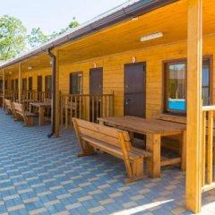 Отель Campsite Ozero Udachi Армавир балкон