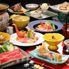 Отель Yumeminoyado Kansyokan Синдзё питание фото 2