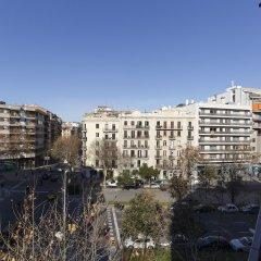 Отель AinB Eixample - Miró Барселона балкон