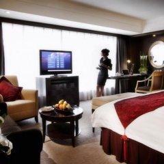 Отель V-Continent Parkview Wuzhou Hotel Китай, Пекин - отзывы, цены и фото номеров - забронировать отель V-Continent Parkview Wuzhou Hotel онлайн комната для гостей фото 5