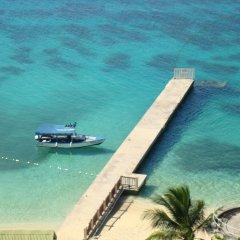 Отель Sky Box Beach Suite at Montego Bay Club Ямайка, Монтего-Бей - отзывы, цены и фото номеров - забронировать отель Sky Box Beach Suite at Montego Bay Club онлайн приотельная территория