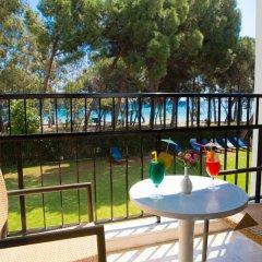 Park Beach Hotel in Limassol, Cyprus from 91$, photos, reviews - zenhotels.com balcony photo 2