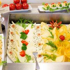 Отель Burghotel Nürnberg Германия, Нюрнберг - отзывы, цены и фото номеров - забронировать отель Burghotel Nürnberg онлайн питание