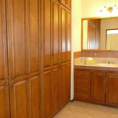 El Ameyal Hotel & Family Suites ванная