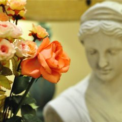 Отель Flower Yard Inn Xiamen Gulangyu Anhai Garden Branch Китай, Сямынь - отзывы, цены и фото номеров - забронировать отель Flower Yard Inn Xiamen Gulangyu Anhai Garden Branch онлайн интерьер отеля фото 2